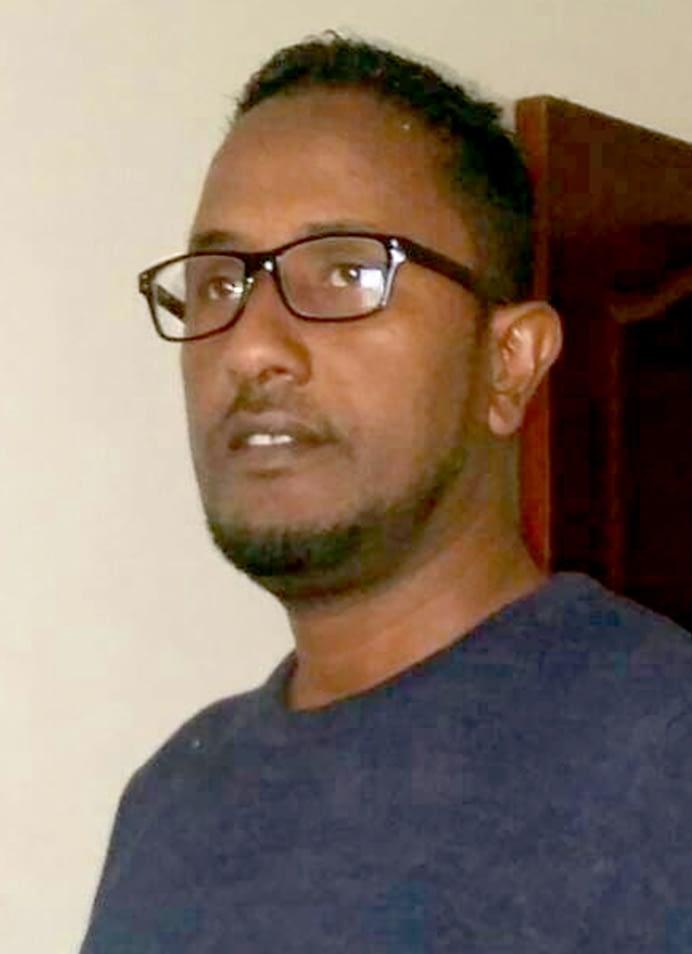 Abdirahman O. Ahmed